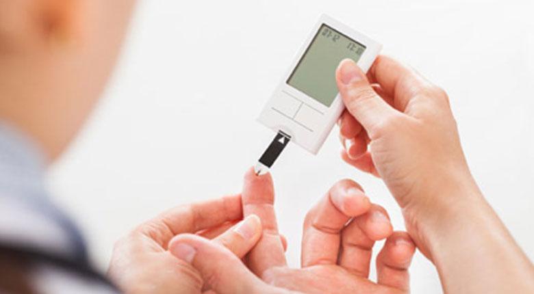 infección del sitio de diabetes