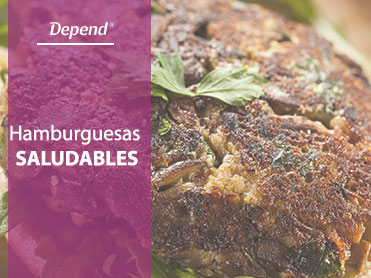 Hamburguesas saludables